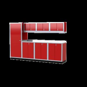 ProII™ Garage Cabinet Combination 10 Foot Wide #PGC010-02X