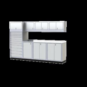 ProII™ Garage Cabinet Combination 10 Foot Wide #PGC010-04X