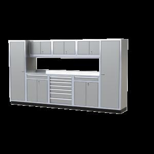 ProII™ Garage Cabinet Combination 12 Foot Wide #PGC012-02X