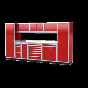 ProII™ Garage Cabinet Combination 12 Foot Wide #PGC012-03X