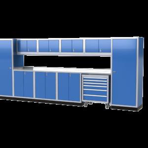 ProII™ Garage Cabinet Combination 16 Foot Wide #PGC016-04X
