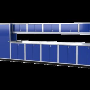 ProII™ Garage Cabinet Combination 20 Foot Wide #PGC020-01X