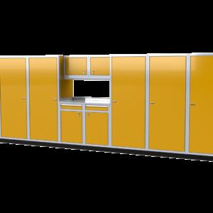 ProII™ Garage Cabinet Combination 20 Foot Wide #PGC020-03X
