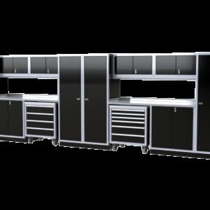 ProII™ Garage Cabinet Combination 20 Foot Wide #PGC020-04X