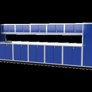 ProII™ Garage Cabinet Combination 25 Foot Wide #PGC025-02X