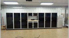 Moduline Cabinet Storage Systems for Garage