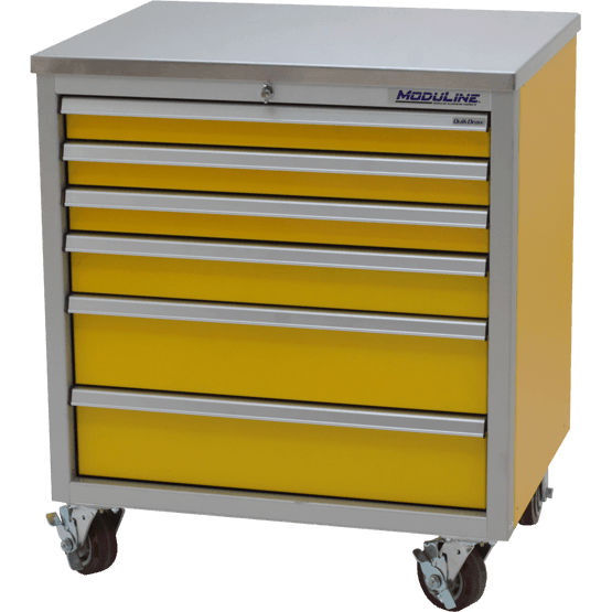 Mobile Toolbox Cabinets With Drawers