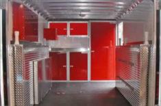 ProII™ SERIES Trailer Aluminum Locker Style Closets Video