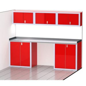 """ProII™ SERIES Trailer Cabinet Combination For 96"""" Wide #C4201"""