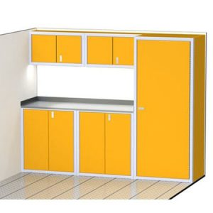 """ProII™ SERIES Trailer Cabinet Combination For 96"""" Wide #C4203"""