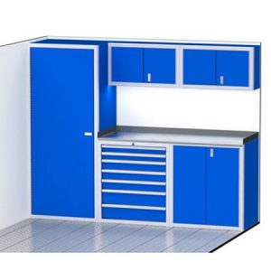"""ProII™ SERIES Trailer Cabinet Combination For 96"""" Wide #C4204"""