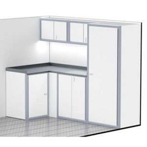 """ProII™ SERIES Trailer Cabinet Combination For 96"""" Wide #C4205"""