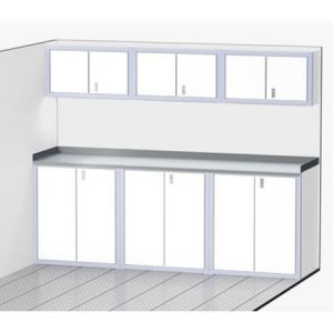 """ProII™ SERIES Trailer Cabinet Combination For 96"""" Wide #C4206"""