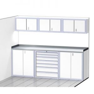 """ProII™ SERIES Trailer Cabinet Combination For 96"""" Wide #C4207"""