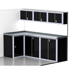 """ProII™ SERIES Trailer Cabinet Combination For 96"""" Wide #C4208"""