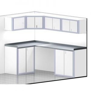 """ProII™ SERIES Trailer Cabinet Combination For 96"""" Wide #C4209"""