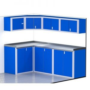 """ProII™ SERIES Trailer Cabinet Combination For 96"""" Wide #C4211"""