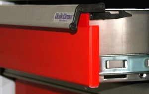 QuikDraw® Latch System for Aluminum Trailer Cabinets
