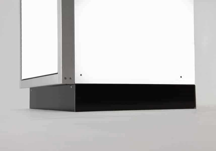 Toe Kick Riser™ For Moduline Aluminum Cabinets
