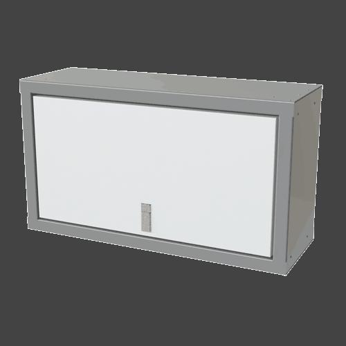 "Sportsman II™ Aluminum Overhead Cabinet 18""H X 11""D X 32""W"