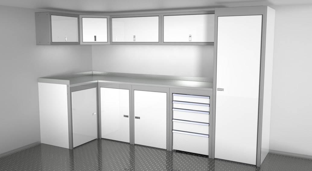 cabinet layout trailer sportsman ii