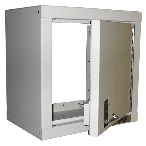 Aluminum Wall Cabinet For Enclosed Trailers