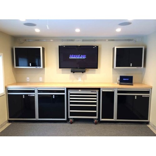 Recycle Bin Aluminum Cabinet System