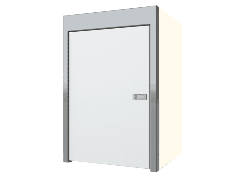 Sportsman Base White Enclosed Car Trailer Cabinets
