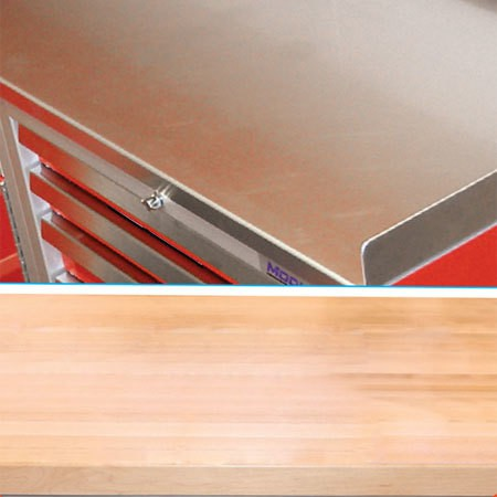 Butcher Block for Moduline Cabinets