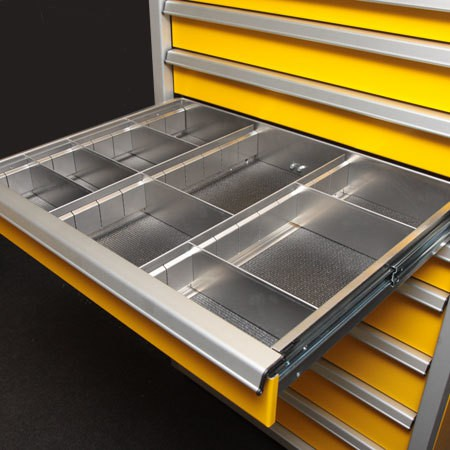 Cabinet Drawer Dividers Enclosed Trailer Accessories