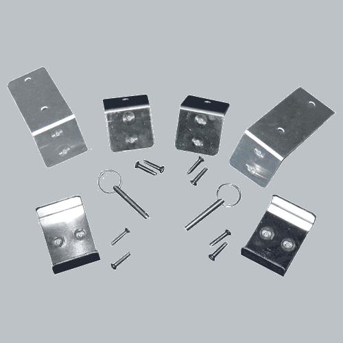 Trailer Mounting Kit For Aluminum Tables