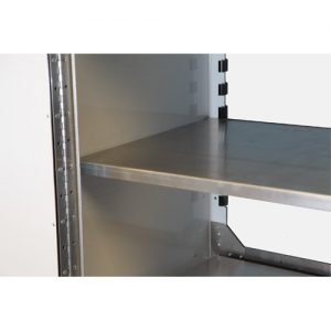 ProII™ Aluminum Adjustable Shelf 15″D X 16″W