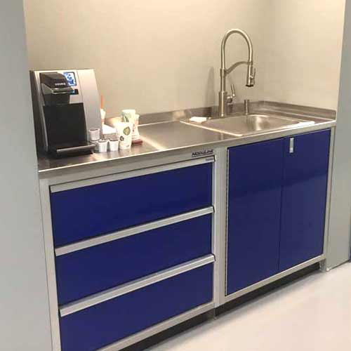 Moduline Countertop With Sink