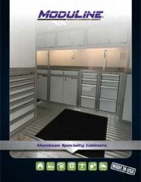 Aluminum Specialty Cabinets Brochure
