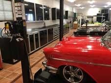 Greg Kirschner garage cabinets