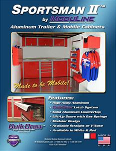 Sportsman II™ Trailer & Mobile Cabinets