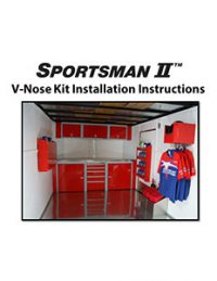 Sportsman II™ SERIES V-Nose Installation Instructions