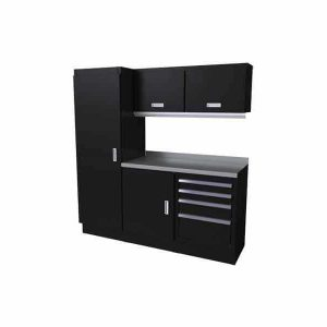 Select™ SERIES Garage Cabinet Combination 6 Foot Wide #SEGC006-030