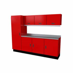 Select™ SERIES Garage Cabinet Combination 8 Foot Wide #SEGC008-010