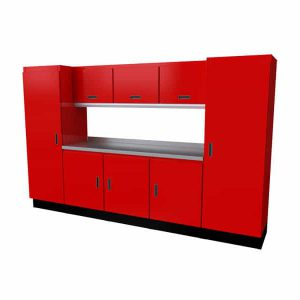 Select™ SERIES Garage Cabinet Combination 10 Foot Wide #SEGC010-010