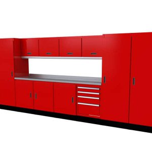 Select™ SERIES Garage Cabinet Combination 16 Foot Wide #SEGC016-010