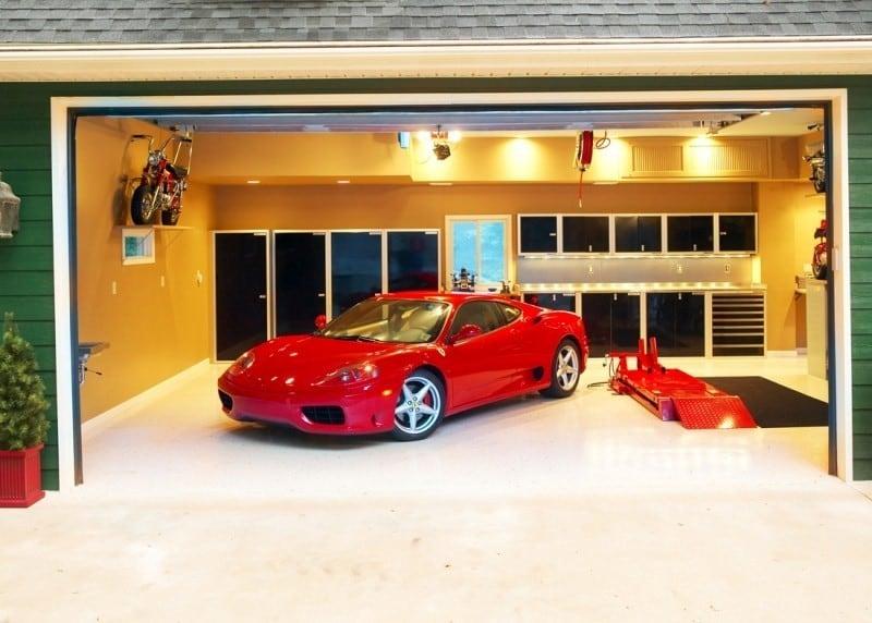 Garage & Shop Aluminum Storage Cabinet System