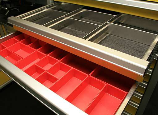 Moduline Drawer Options