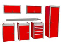 Moduline Sportsman II Cabinets