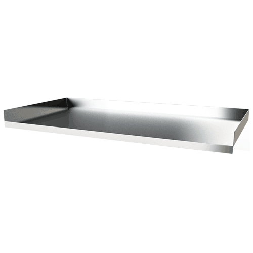 "Sportsman II™ Aluminum Countertops X 24""D"