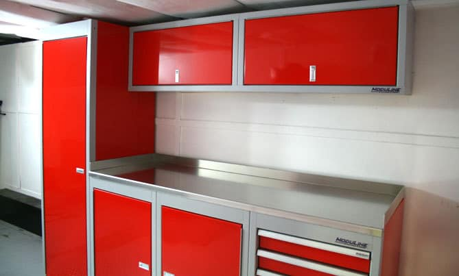 Sportsman II™ Aluminum Countertop