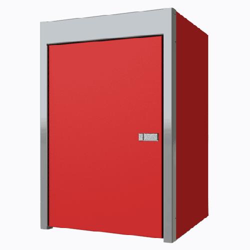 "Red Sportsman II™ Aluminum Base Cabinet 36""H X 24""D X 24""W"