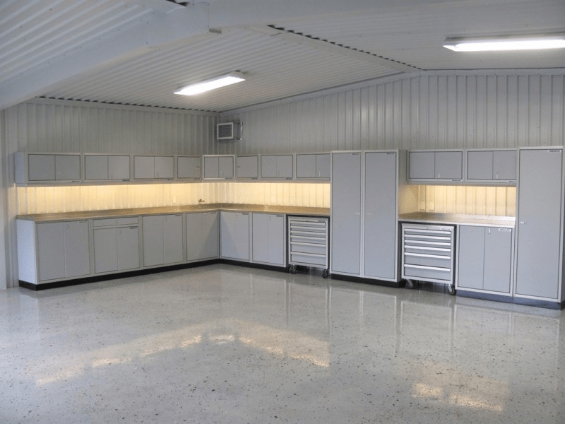 Moduline Cabinets Mobile Tool Boxes For Garage Storage