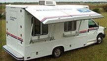 Moduline Modular Cabinets U.S. Mail Truck Customization