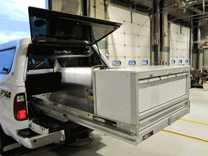 Moduline PROII™ Series Truck Box